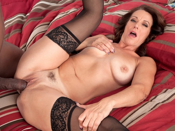 Mimi Moore in More for black cock!