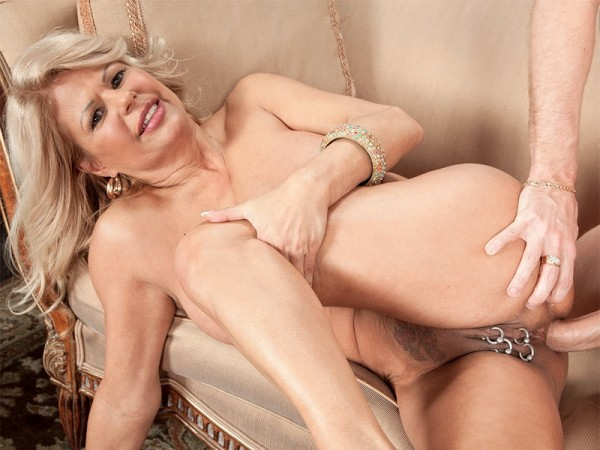 Miss Deb in Ass-fucked to the fullest