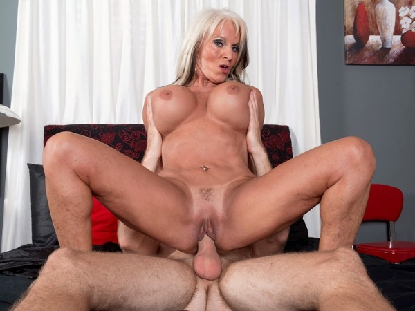 Sally D'Angelo in Fun with Sally and dick