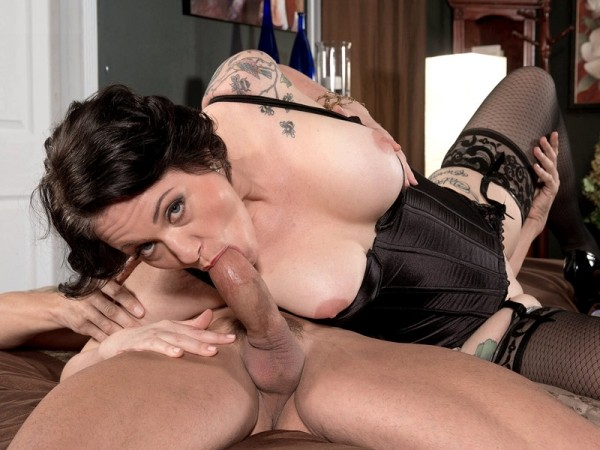 Vivian Piper in Please Give Me That Cock In My Ass!