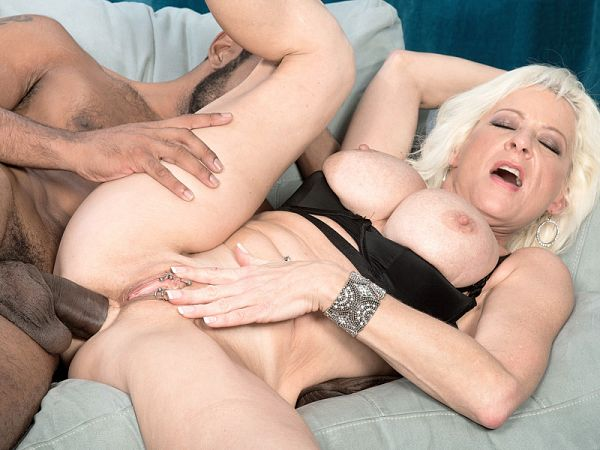 Madison Paige in Horny, filthy ass-fucked MILF