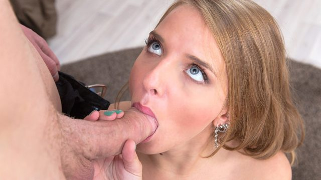 Sofi Goldfinger in Teen Sofi Goldfinger is a Cum Loving Screamer