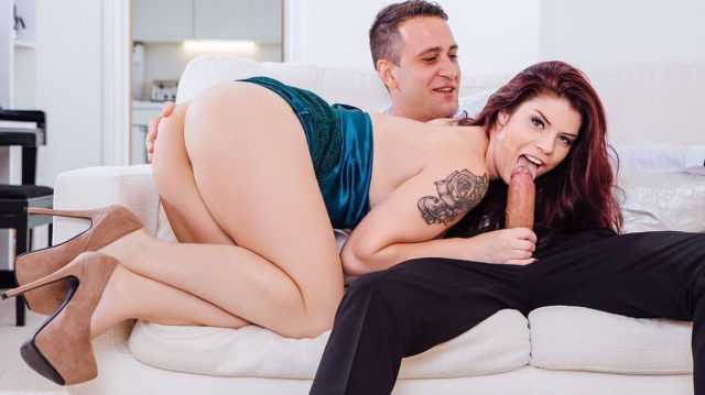 Lucia Love in Lucia Love Has Anal Sex With a Married Man